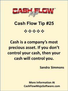 Control Cash Flow